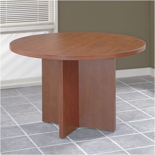 OSP Furniture Napa Round Gathering Table