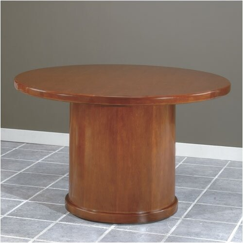 OSP Furniture Sonoma Round Gathering Table