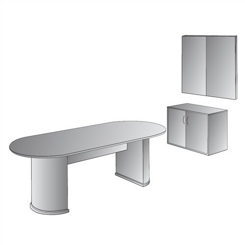 OSP Furniture Sonoma Conference Table