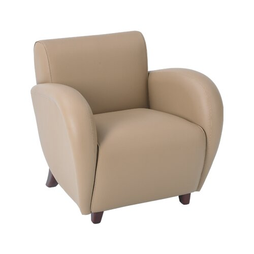 Eleganza Leather Lounge Chair