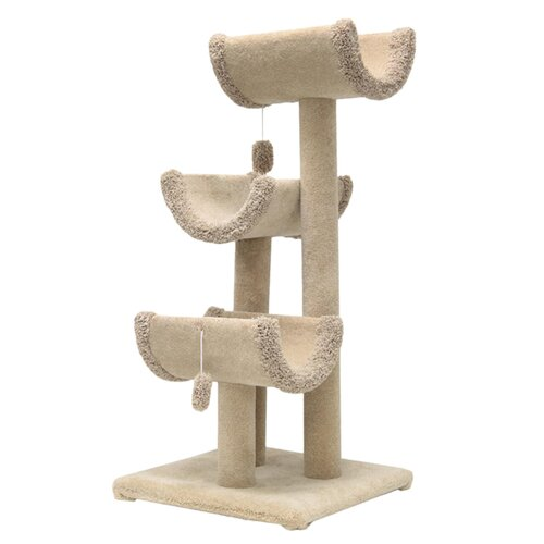 "Majestic Pet Products Majestic Pet 51"" Kitty Cat Jungle Gym"