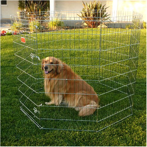 Majestic Pet Products Kennel Dog Pen