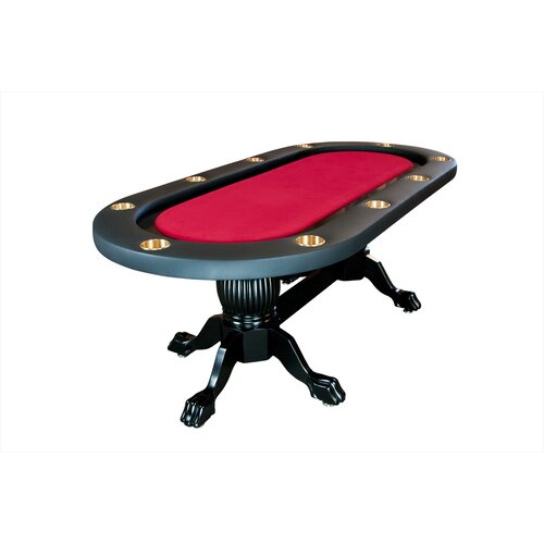 "BBO Poker Elite 94"" Sunken Playing Surface Poker Table"