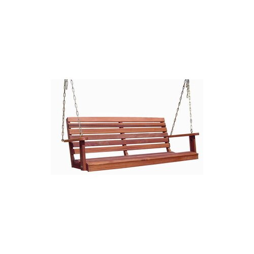 The Porch Nantucket Porch Swing Bench