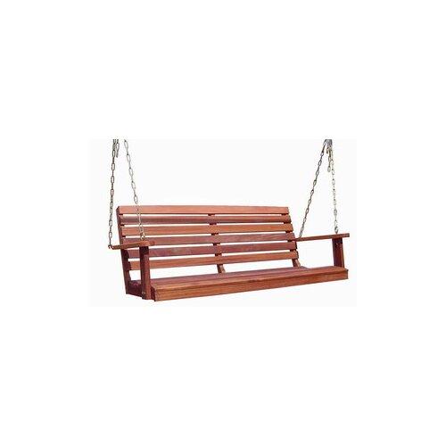 The Porch Nantucket Porch Swing Bench