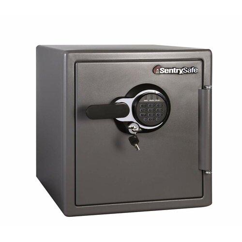Sentry Safe 1-Hour Fireproof Lock Safe