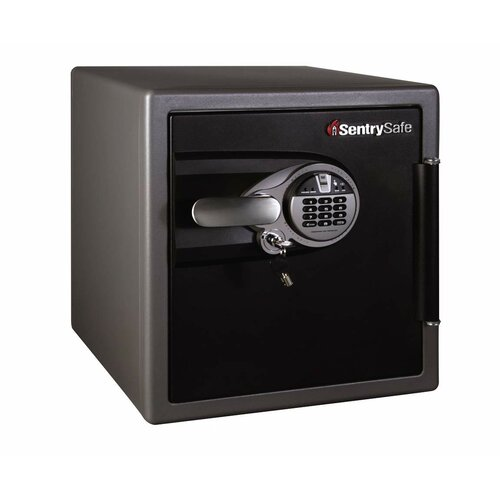 1-Hour Fireproof Biometric Lock Security Safe