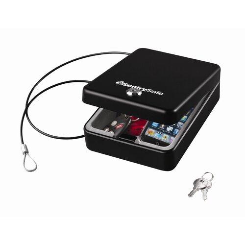 Key Lock Compact Safe