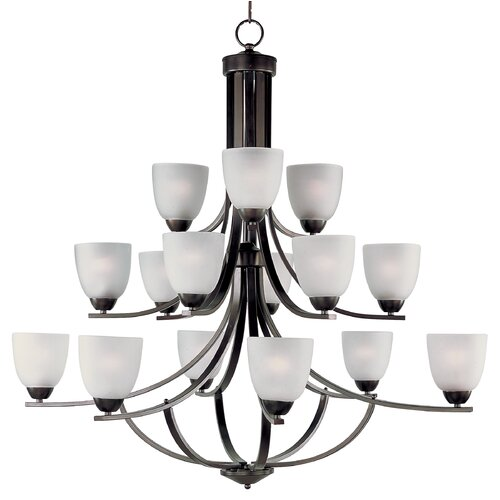 Wildon Home ® Axis 15 Light Chandelier