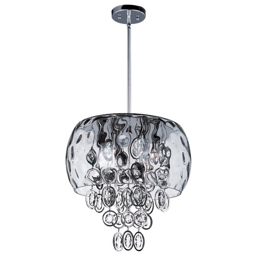 Wildon Home ® Ripple 6 Light Pendant