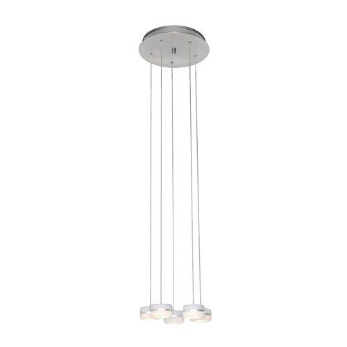 Wildon Home ® Mint 5 Light Pendant
