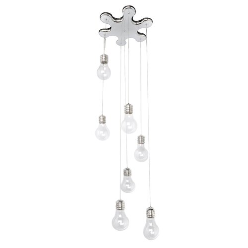 Wildon Home ® Edison 7 Light Pendant