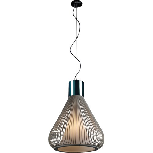 Wildon Home ® Screen 1 - Light Single Pendant