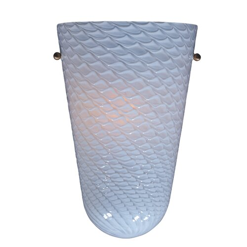 Wildon Home ® Carte 1 Light Wall Sconce