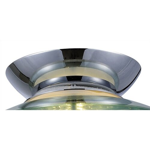 Wildon Home ® Jacko 1 - Light Flush Mount