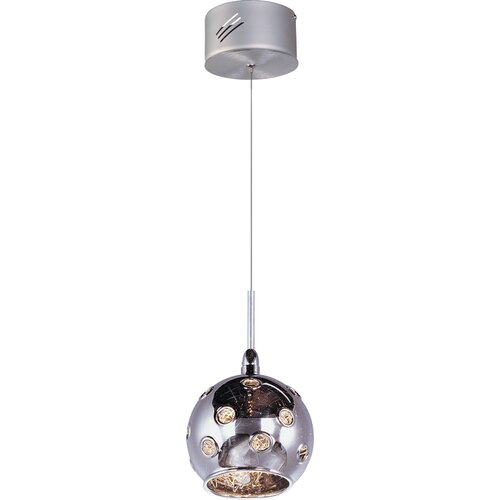 Wildon Home ® Starburst 1 Light Mini Pendant