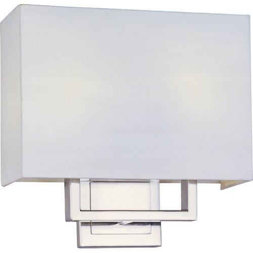 Wildon Home ® Lushe 2 - Light Wall Sconce