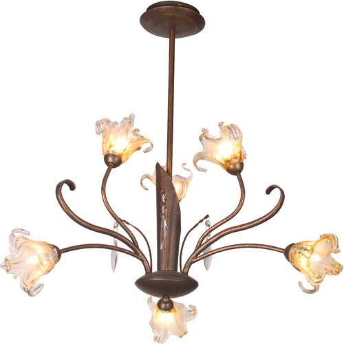 Wildon Home ® Kingwood 6 - Light Chandelier