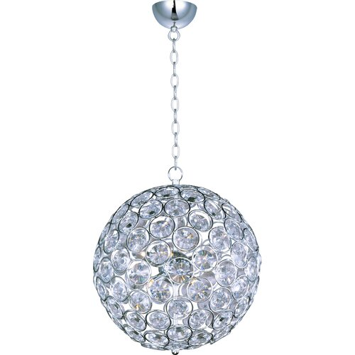 Wildon Home ® Vibrato 8 - Light Single Pendant