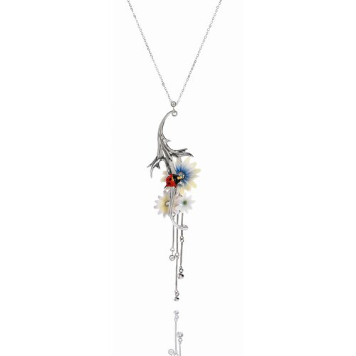 Enchanting Ladybug Necklace