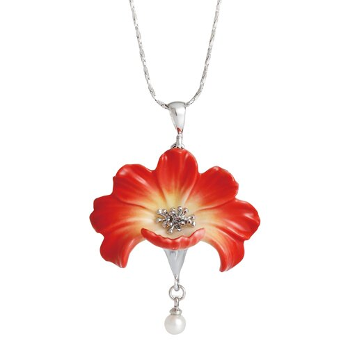 Cosmo Flower Necklace