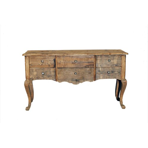 Stubeker French Buffet with Cabriole Legs