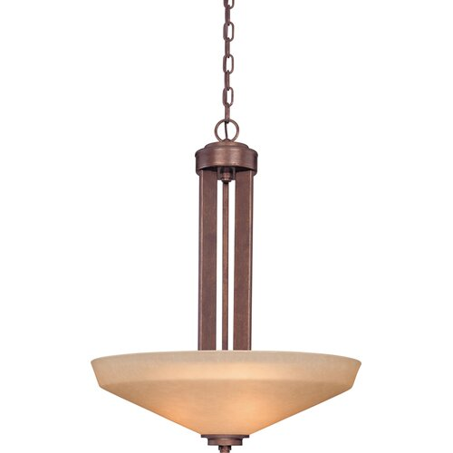 Dolan Designs Sherwood 4 Light Inverted Pendant