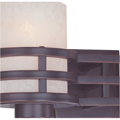 Dolan Designs Saturn 2 Light Vanity Light