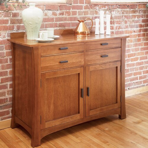 A America Cattail Bungalow Sideboard Reviews Wayfair