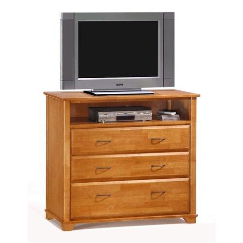 Night & Day Furniture Spices Juniper 3 Drawer Chest