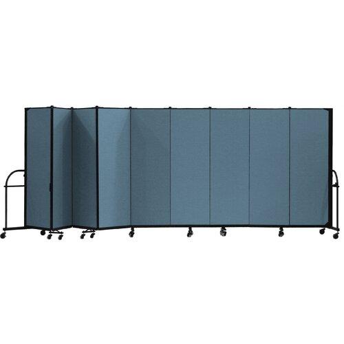 ScreenFlex Heavy Duty Nine Panel Portable Room Divider
