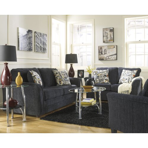 Signature Design by Ashley Oxford Loveseat