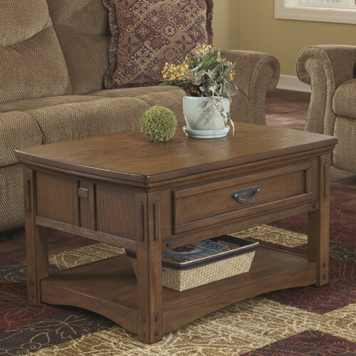 Colesville Coffee Table with Lift Top
