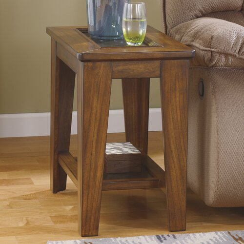 Halcott Chairside Table