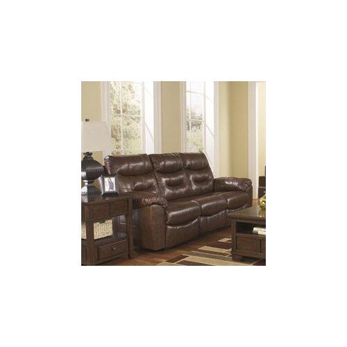 Signature Design by Ashley Herndon Reclining Sofa