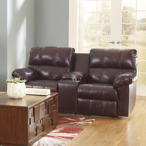 Kennett Double Reclining Loveseat