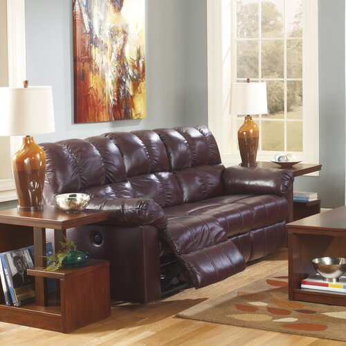 Signature Design by Ashley Kennett Reclining Sofa