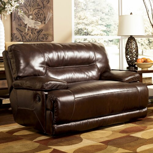 Signature Design by Ashley Venice Wide Recliner & Reviews ...