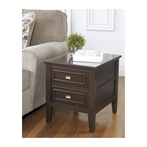 Larimer Rectangular End Table