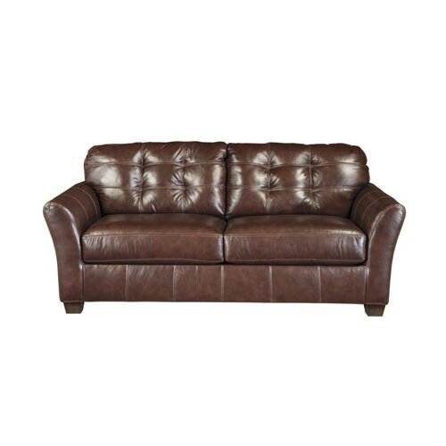 Santigo Leather Sofa