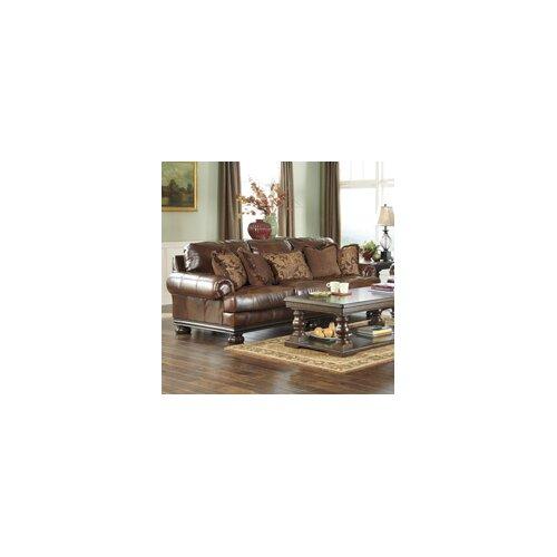 Hutcherson Leather Sofa