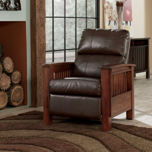 Signature Design By Ashley Caro Recliner & Reviews