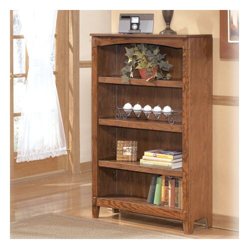 "Signature Design by Ashley Cross Island 53"" Bookcase"