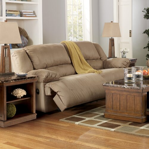 Rudy Two Seat Reclining Sofa