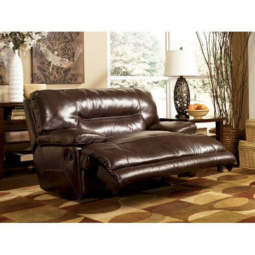 Signature design by ashley venice wide recliner reviews for Ashley reclining chaise