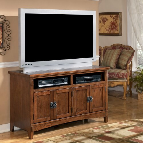 "Signature Design by Ashley Castle Hill 50"" TV Stand"