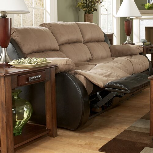 Oxford Reclining Sofa