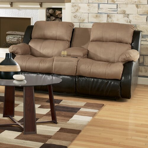Oxford Reclining Loveseat