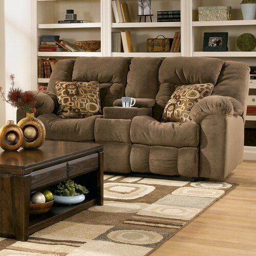 Chase Double Reclining Loveseat