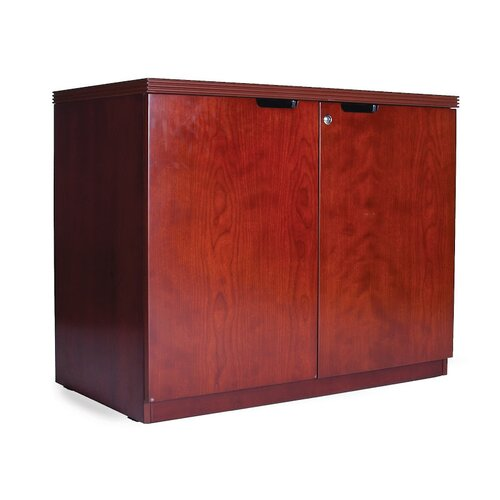 Mayline Group Luminary Series Hinged 2 Door Credenza